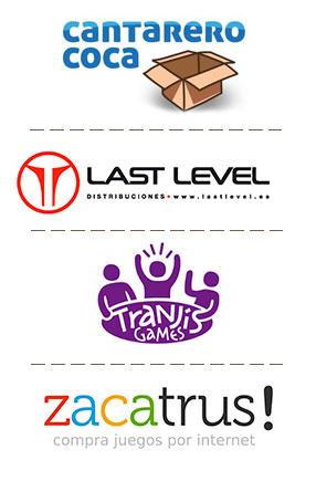 Distribuyen nuestros juegos: Last Level, Tranjis Games y Zacatrus