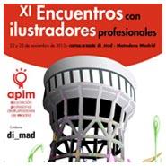 Encuentro ilustradores 2013
